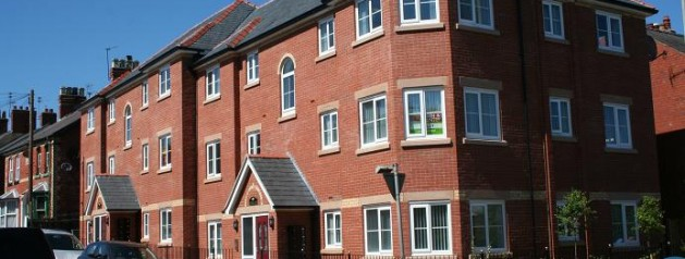 Beatrice Court, Oswestry