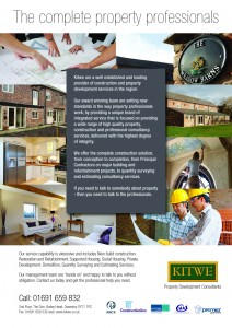 Builders in Shropshire